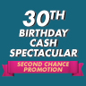 Cash Spectacular Promotion